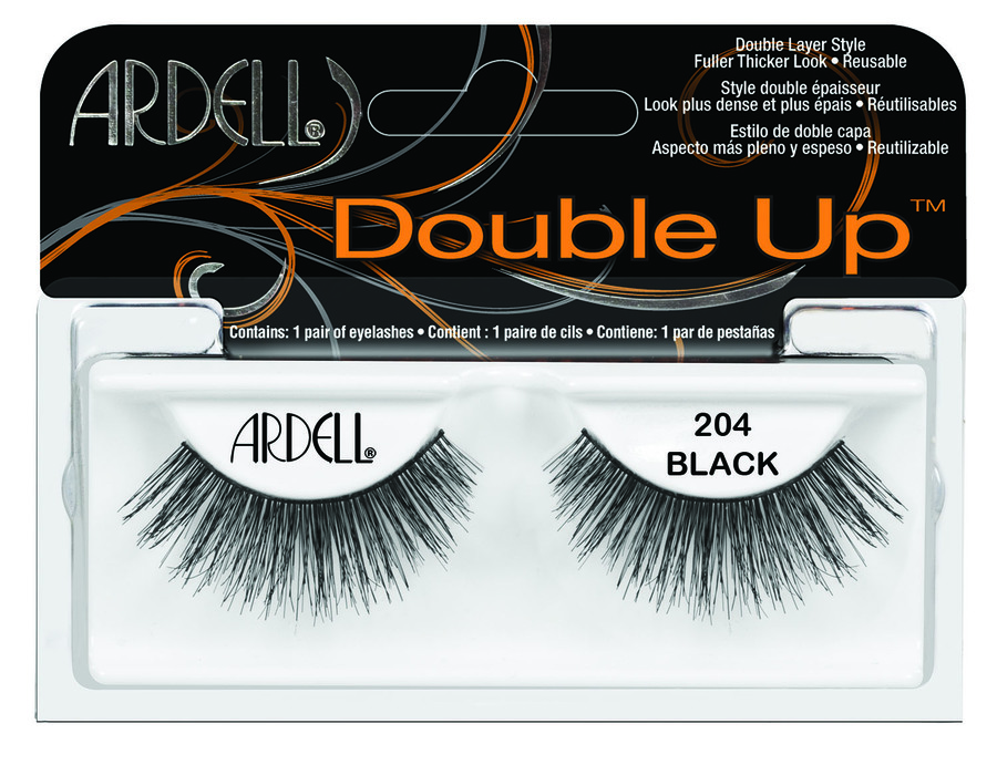 Ardell Double Up Lashes – 204 Black