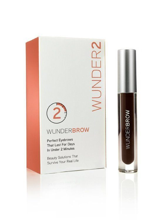 Wunderbrow 1 Step Brow Gel - Black/Brown