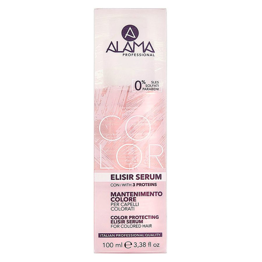 Alama Professional Color Protecting Elisir Serum For Colored Hair 100 ml