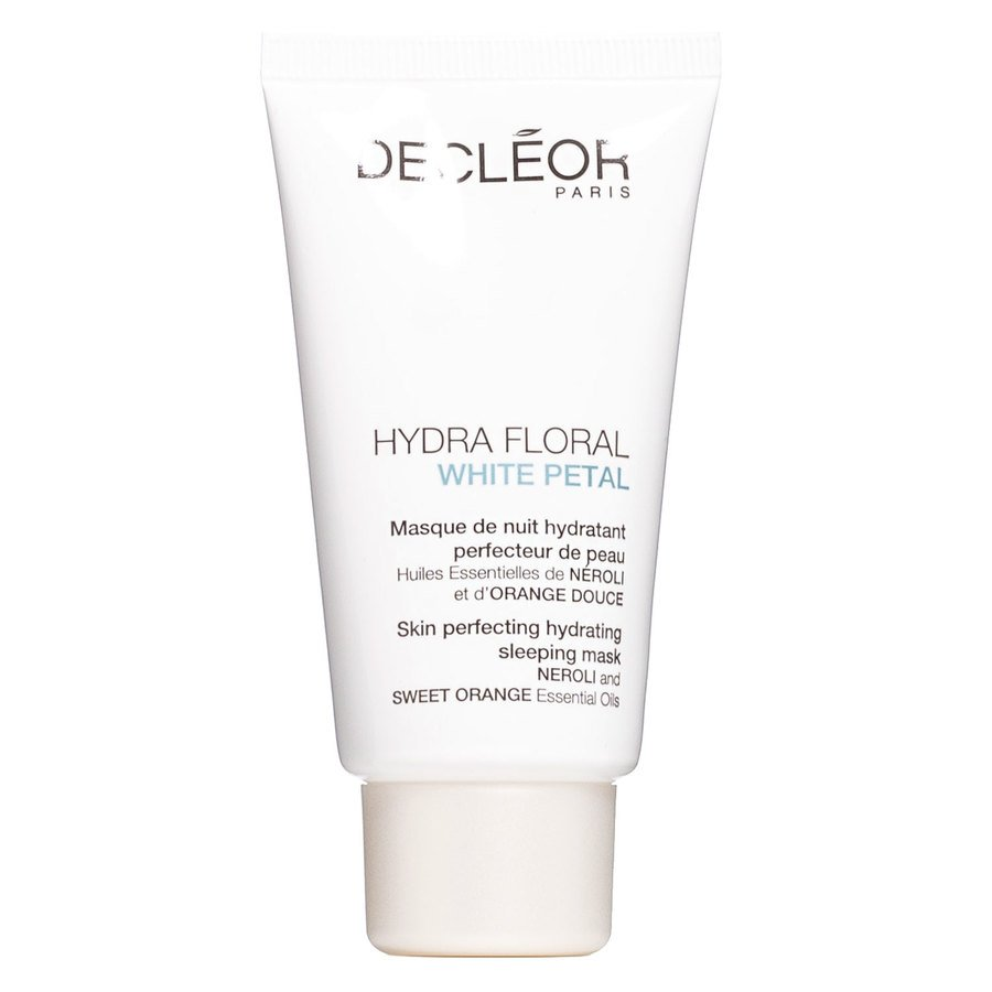 Decléor Hydra Floral White Petal Repairing & Renovating Sleeping Mask 50 ml