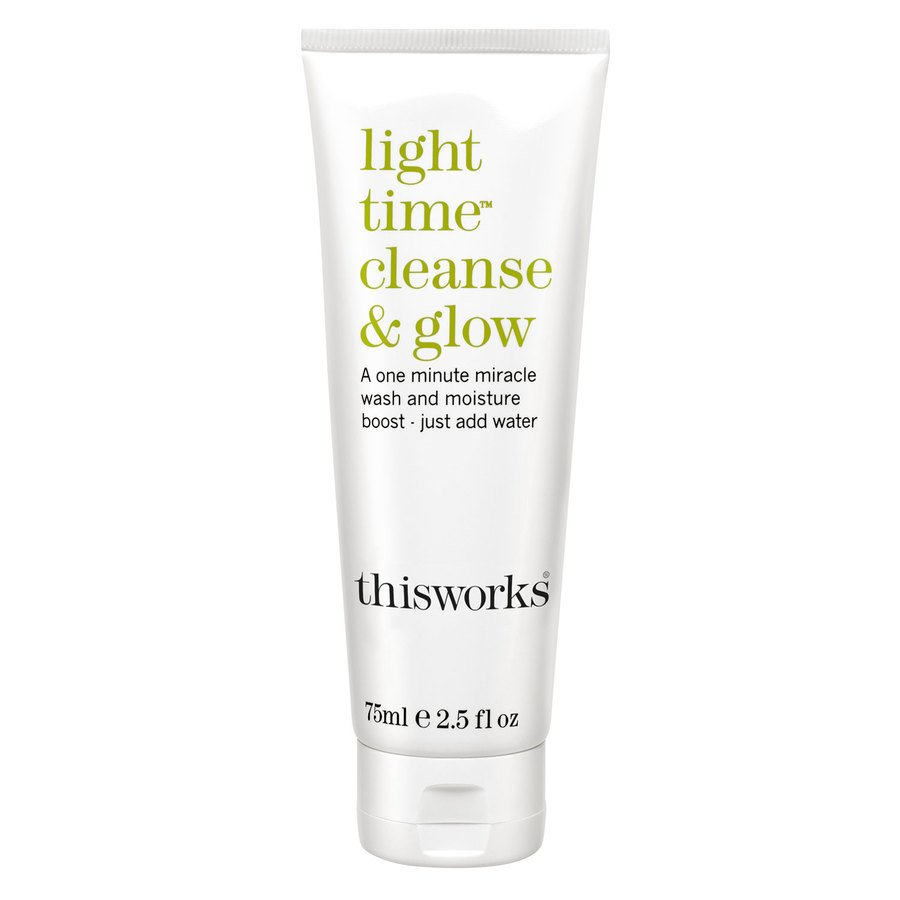 This Works Light Time Cleanse & Glow 75 ml