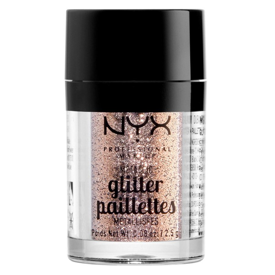 NYX Professional Makeup Metallic Glitter – Goldstone