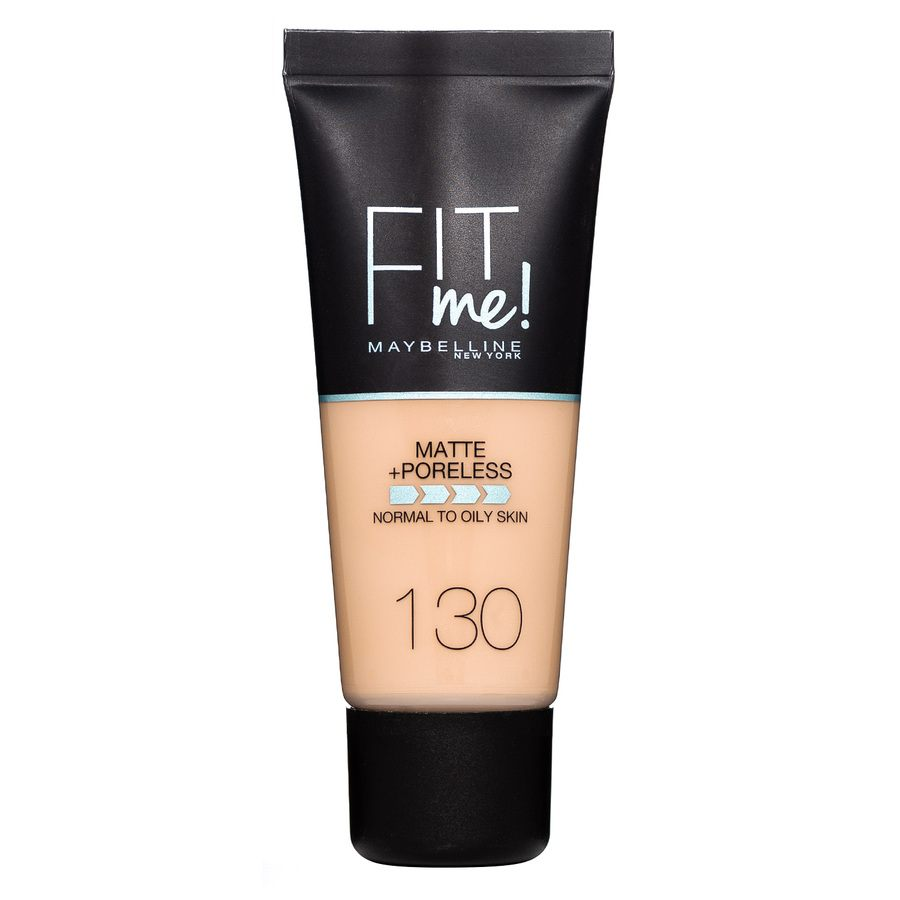 Maybelline Fit Me Liquid Foundation 30 ml – Buff Beige 130