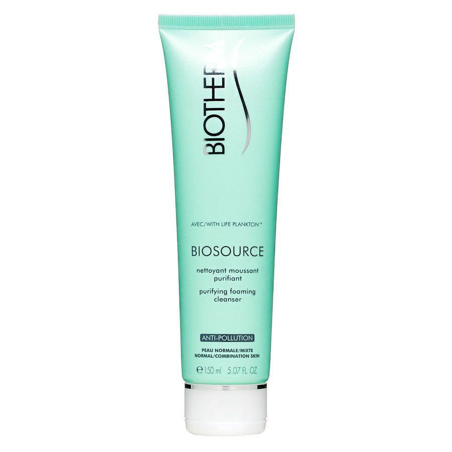 Biotherm Biosource Purifying Foaming Cleanser Normal/Combination Skin 150 ml