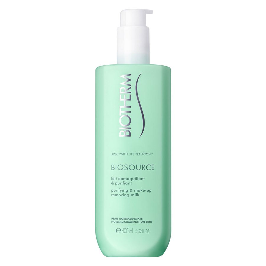 Biotherm Biosource Cleansing Milk Normal/Combination Skin 400 ml