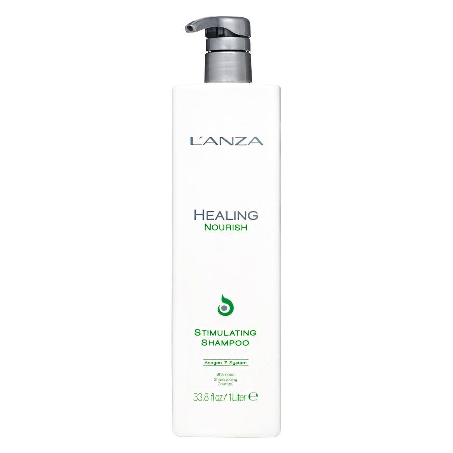 Lanza Healing Nourish Stimulating Shampoo (For Thin-Looking Hair) 1000ml