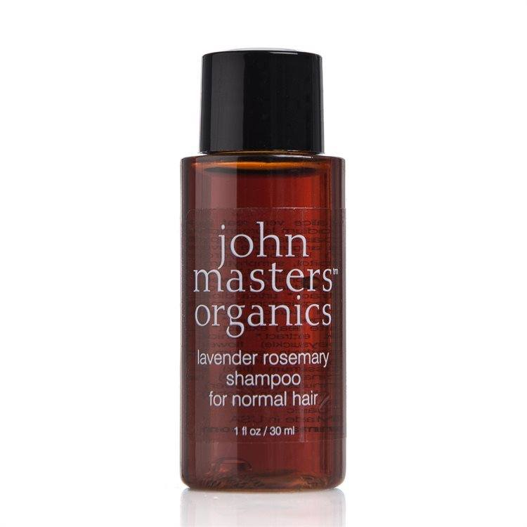 John Masters Organics Lavender Rosemary Shampoo For Normal Hair Travel Size 30 ml