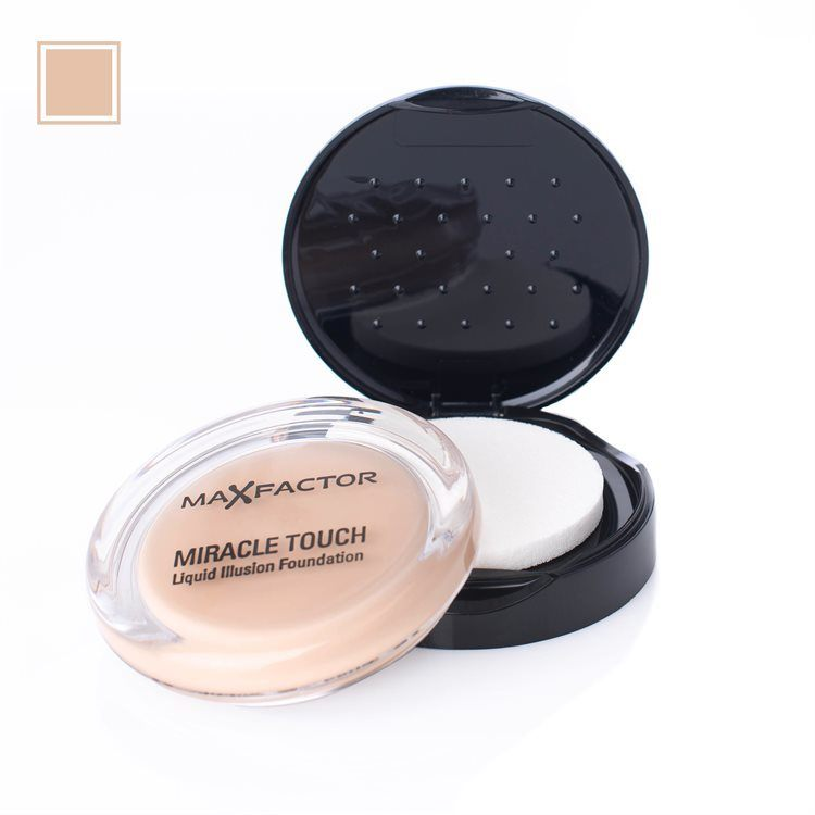 Max Factor Miracle Touch Foundation 40 Creamy Ivory 11,2g