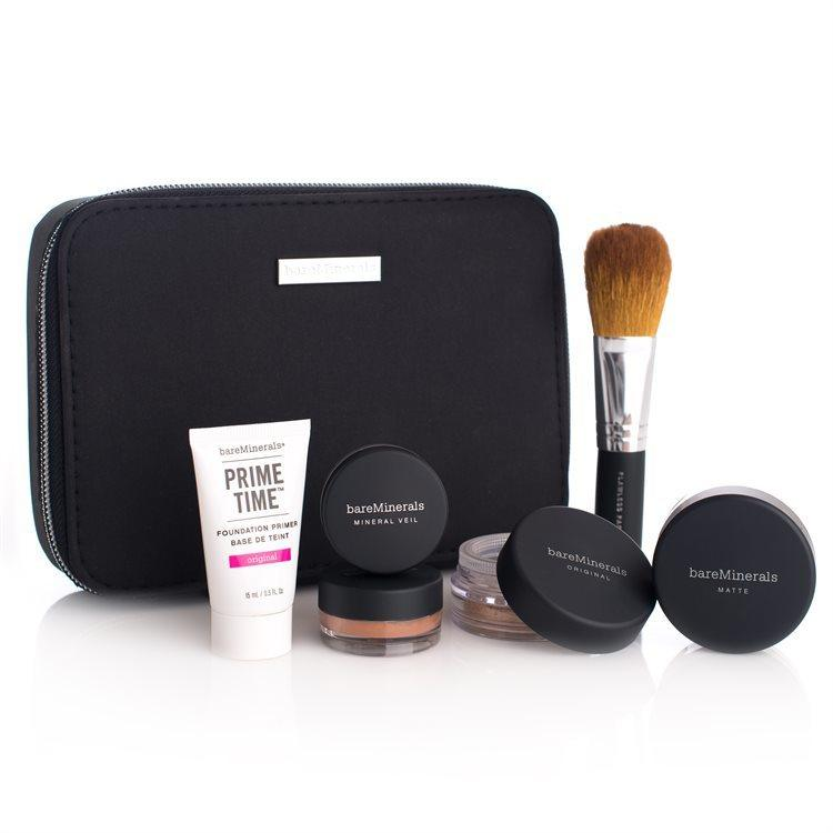 bareMinerals Get Started Complexion Kit – Medium Beige