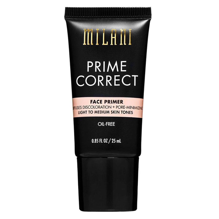 Milani Prime Correct Light To Medium Skin Tones Oil Free 75ml