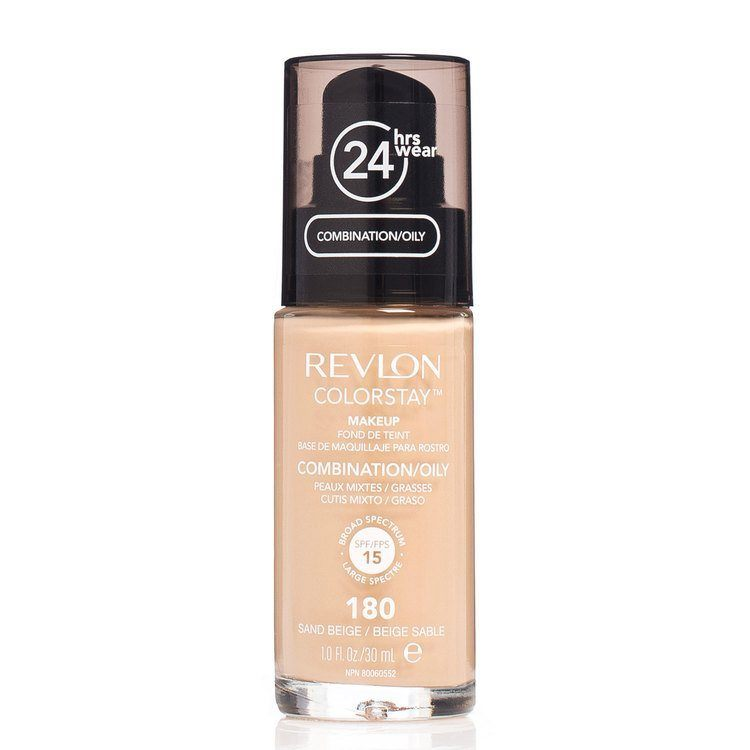 Revlon Colorstay Makeup Combination/Oily Skin 180 Sand Beige 30ml
