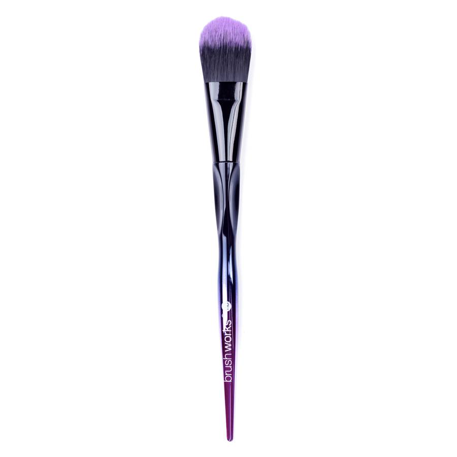 Brush Works HD Foundation Brush