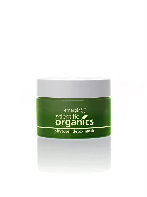emerginC Scientific Organics Phytocell Detox Mask 50ml