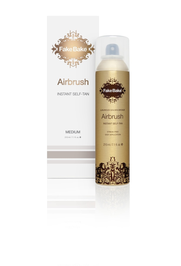 Fake Bake Airbrush Instant Self-Tan 210 ml