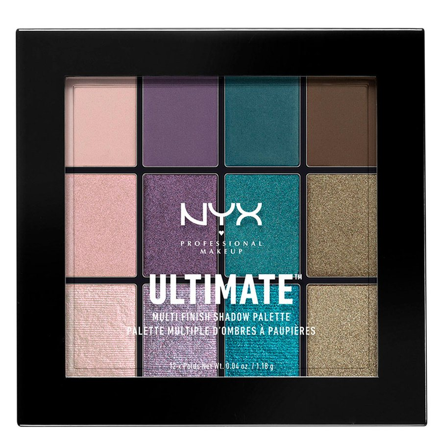 NYX Professional Makeup Ultimate Multi-Finish 18 g - Smoke Screen