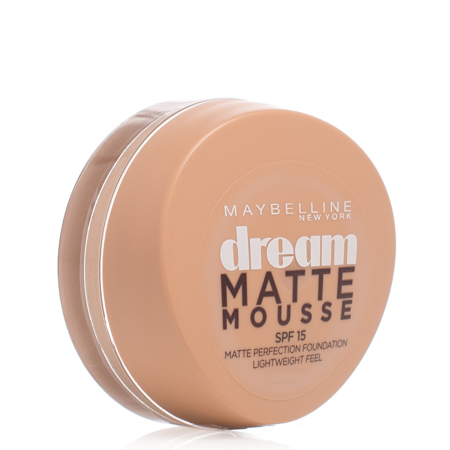 Maybelline Dream Matte Mousse 18 ml – 030 Sand
