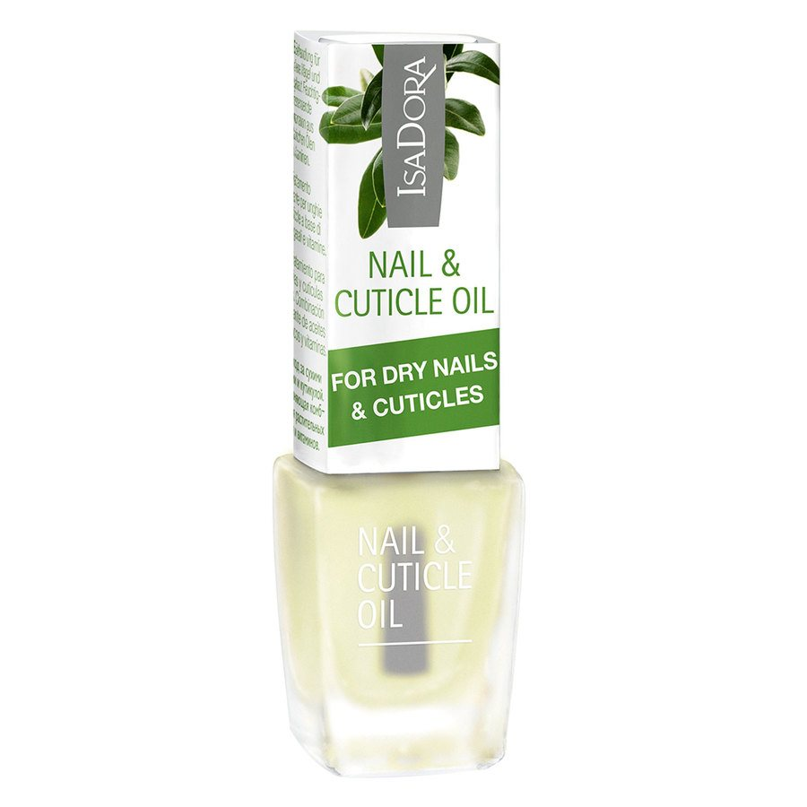 IsaDora 698 Nail & Cuticle Oil 6 ml