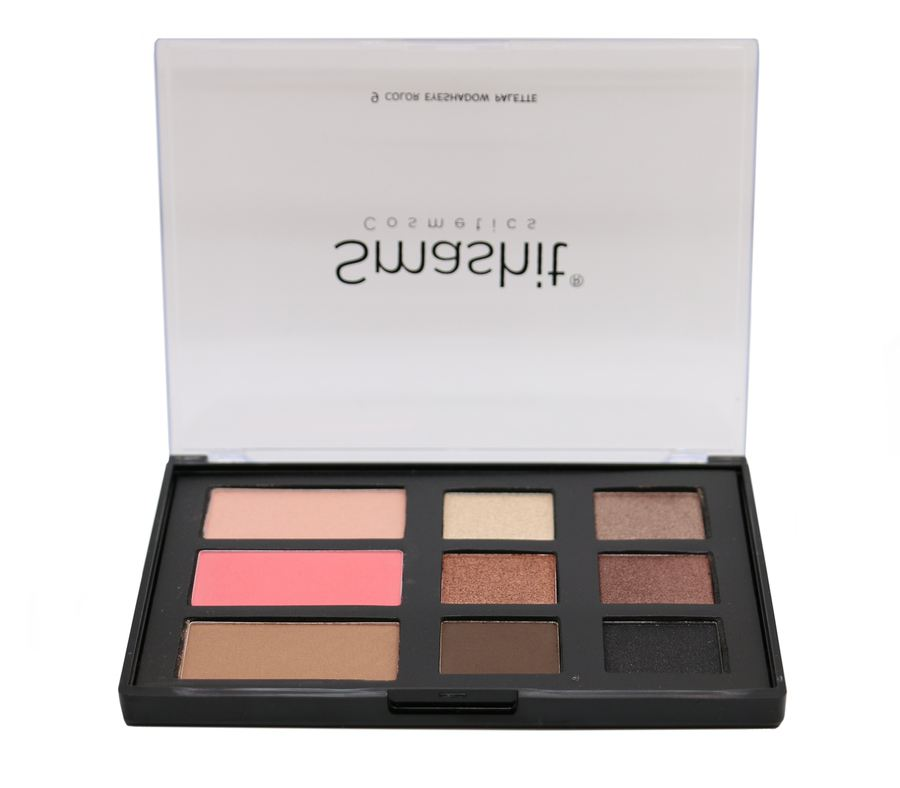 Smashit Cosmetics 9 Colour Eyeshadow Palette