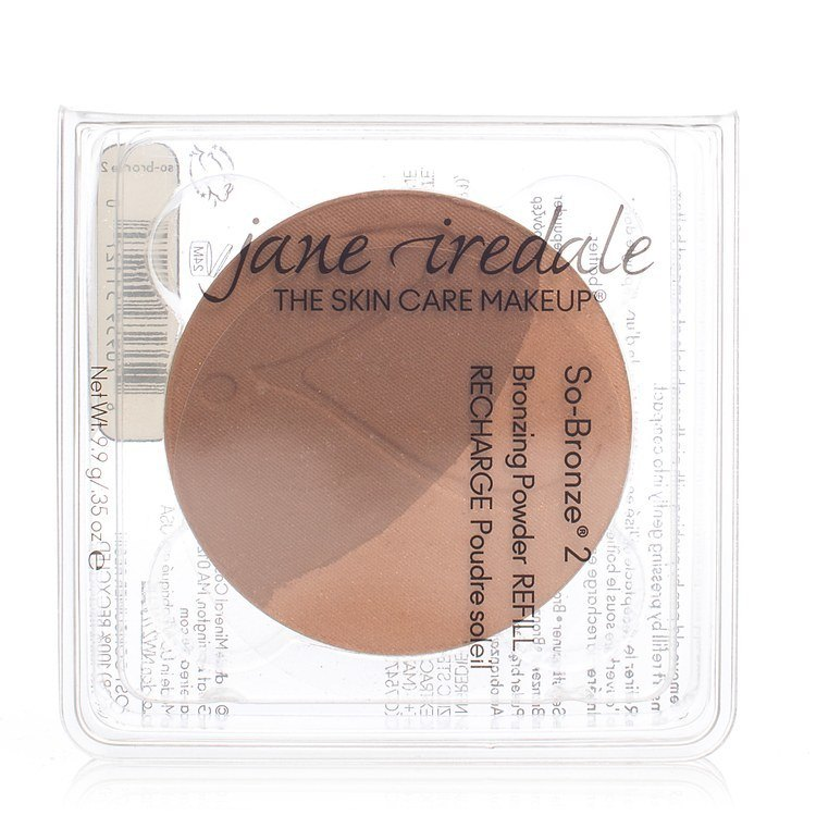 Jane Iredale So-Bronze 2 Bronzing Powder Refill 9,9g – golden brown
