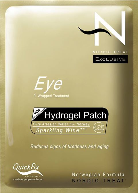 Nordic Treat Hydrogel Eye Patch
