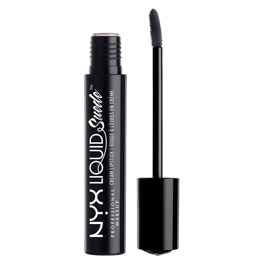 NYX Professional Makeup Liquid Suede Cream Lipstick – Stone Fox 4ml