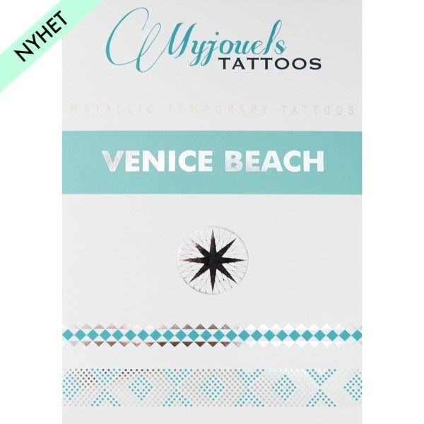 Myjouels Tattoos – Venice Beach (3 arkkia)