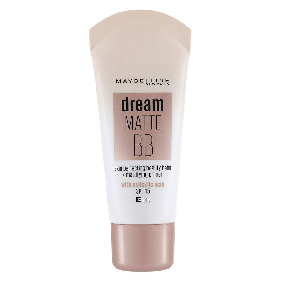 Maybelline Dream Matte BB Cream - Light
