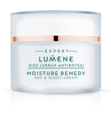 Lumene Sisu Moisture Remedy Day & Night Cream 50 ml