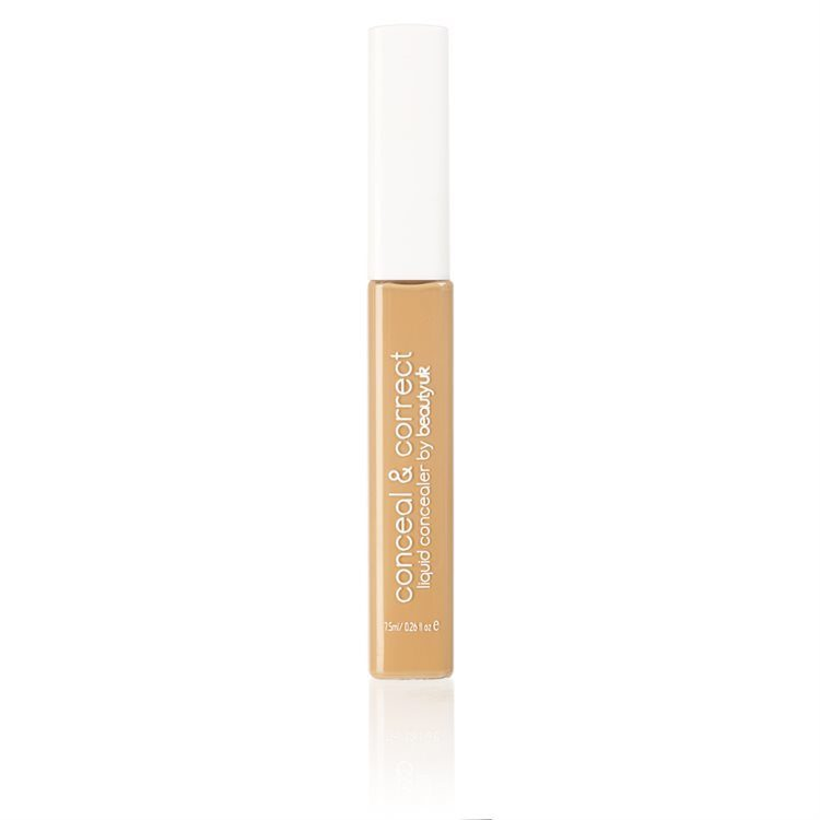 Beauty UK Conceal & Correct Liquid Concealer No. 3
