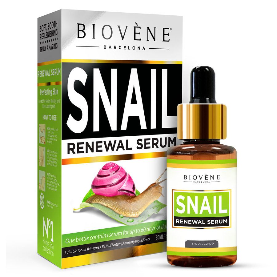 Biovène Snail Renewal Serum 30 ml