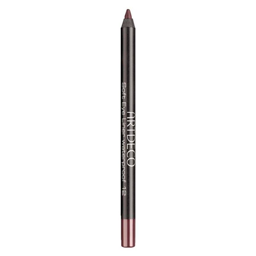 Artdeco Soft Eye Liner Waterproof - #12 Warm Dark Brown