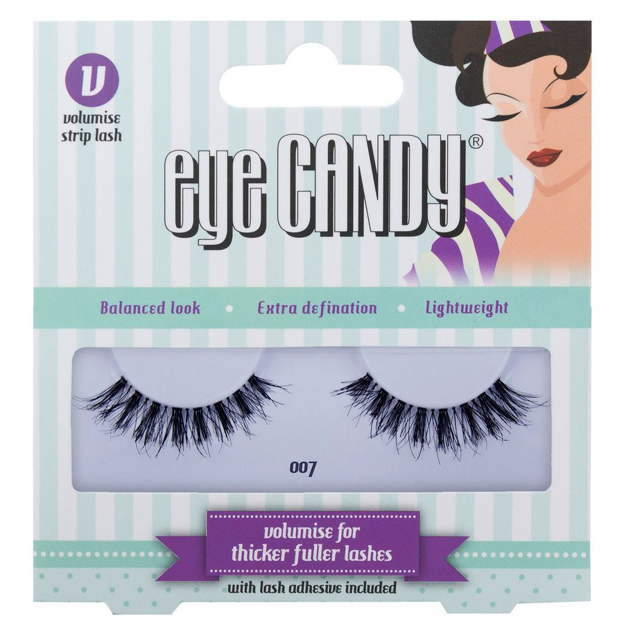 Eye Candy Volumise Strip Lash 007