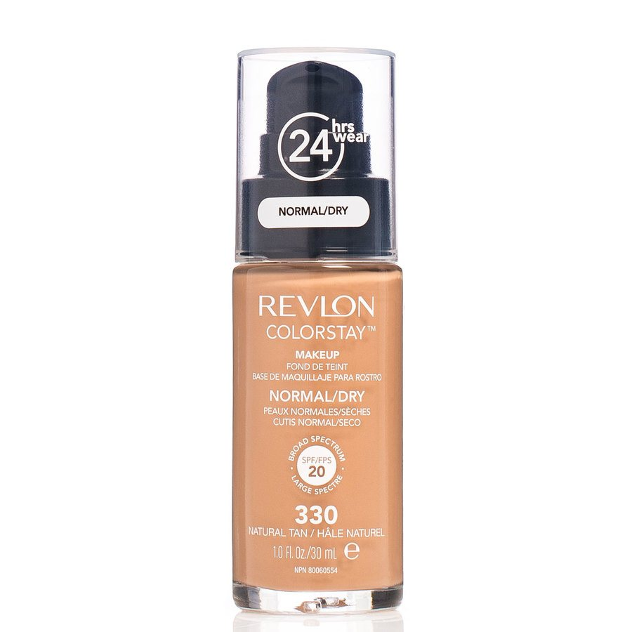 Revlon Colorstay Makeup Normal/Dry Skin 30 ml – 330 Natural Tan