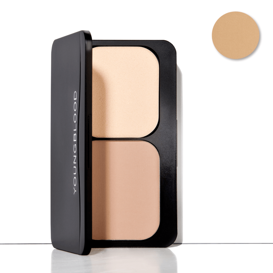 Youngblood Pressed Mineral Foundation – Toffee 8g