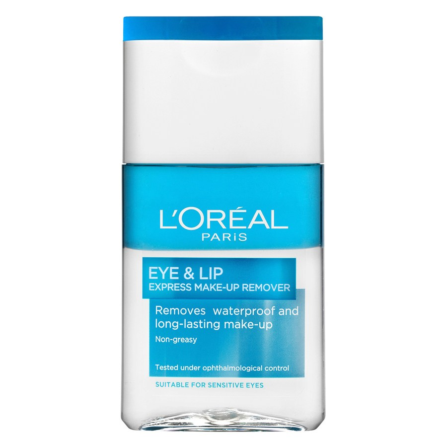 L'Oréal Paris Waterproof Eye & Lip Make Up Remover 125 ml