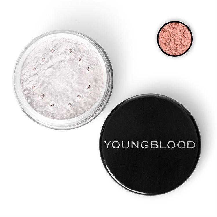 Youngblood Crushed Mineral Blush 3 g – Sherbet