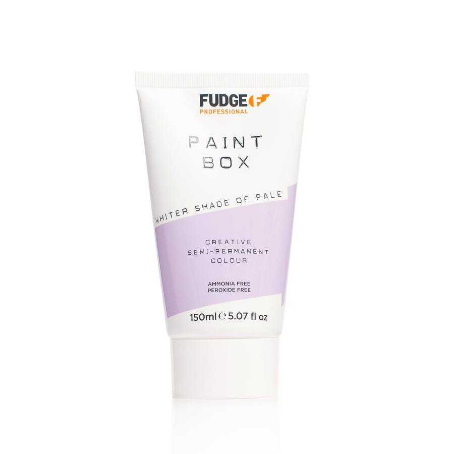 Fudge Paintbox Tubes Whiter Shade Of Pale 150 ml