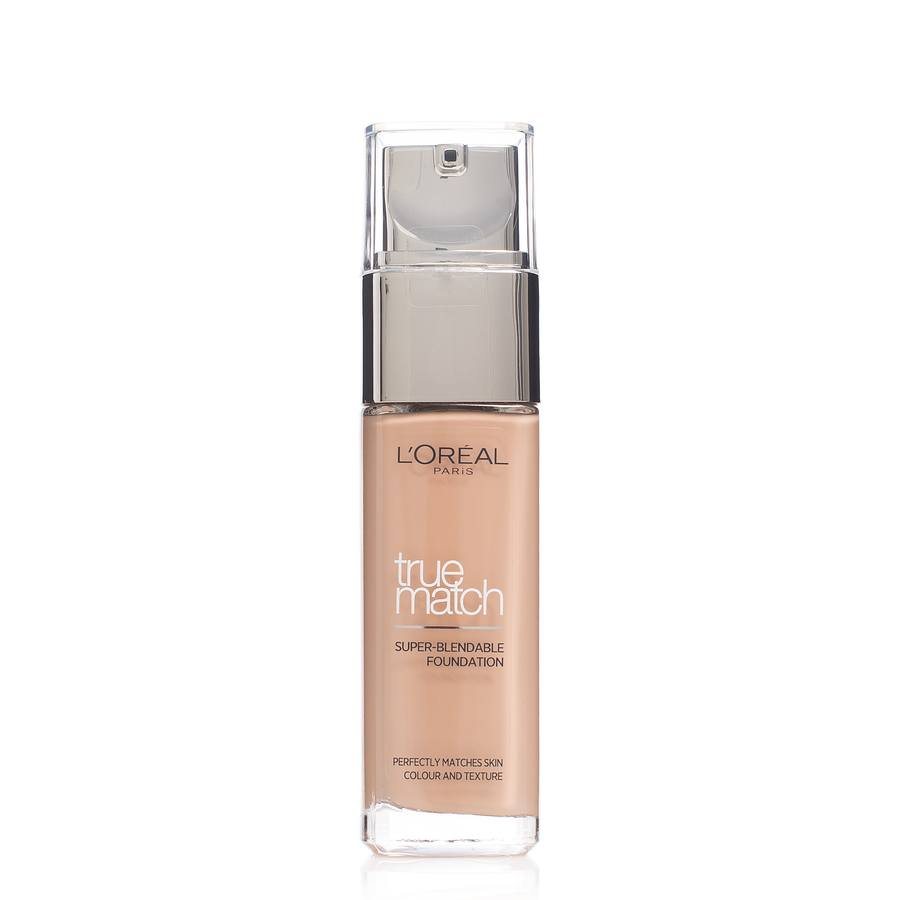 L'Oréal Paris True Match Liquid Foundation – C3 Rose Beige 30ml