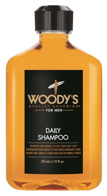 Woody's Daily Shampoo 355ml