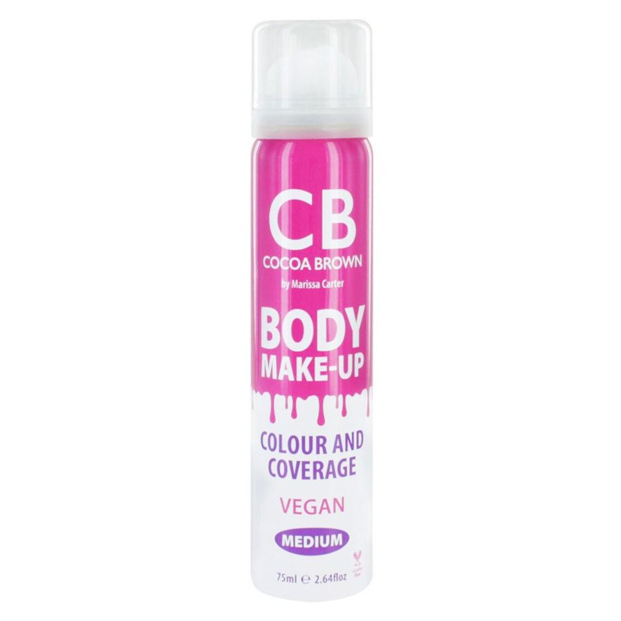 Cocoa Brown Body Make-Up Vegan Colour & Coverage Medium 75 ml