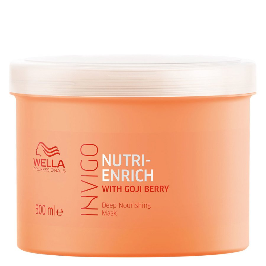 Wella Professionals Invigo Nutri-Enrich Deep Nourishing Mask 500 ml