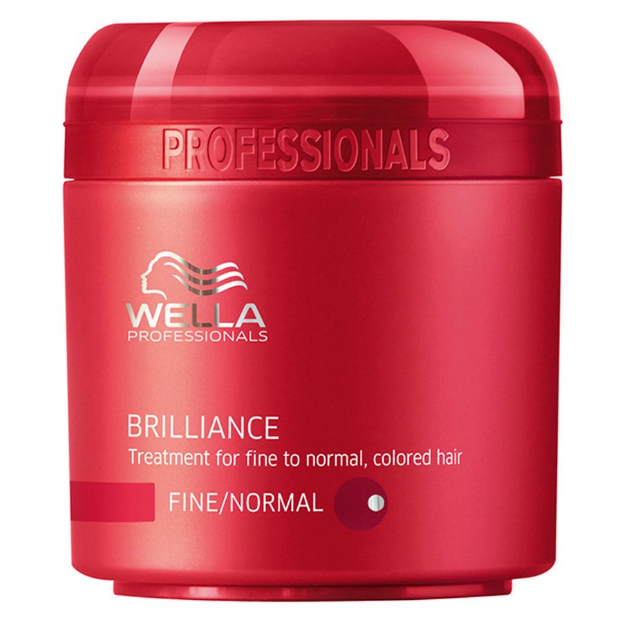 Wella Professionals Brilliance Treatment for Fine to Normal, Coloured Hair 150 ml