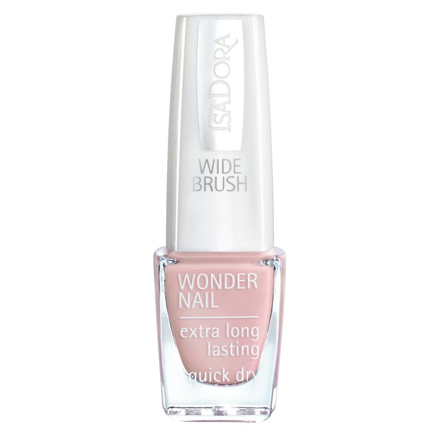IsaDora Wonder Nail Wide Brush 6 ml - 582 Rose Petal