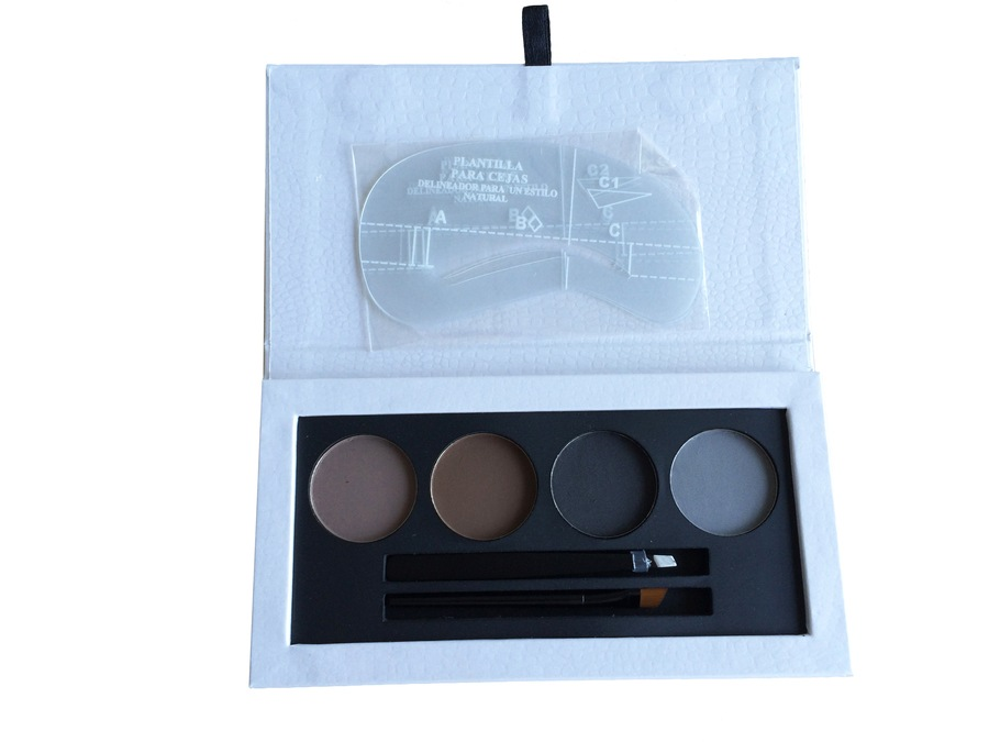 HOTmakeup Brow and Stencil Collection  (Net Wt: 8,5g)