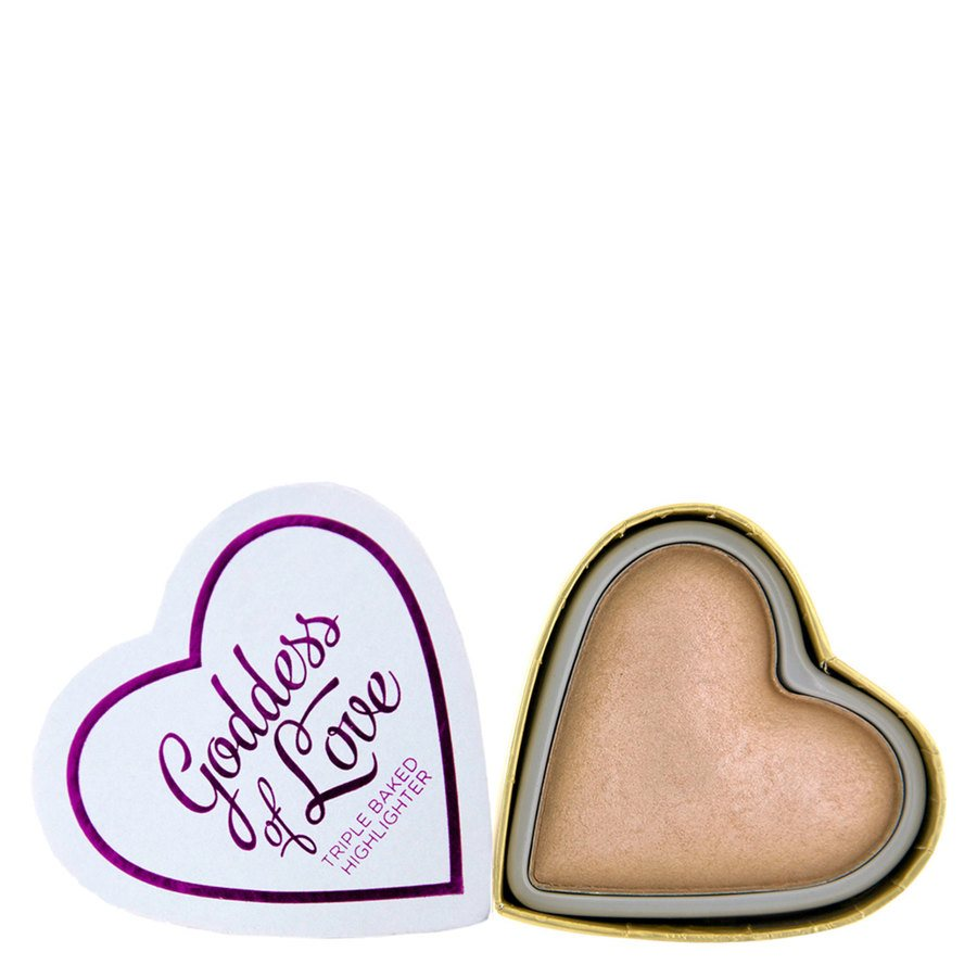 I Heart Revolution Blushing Hearts Highlighter – Goddess of Faith 10g