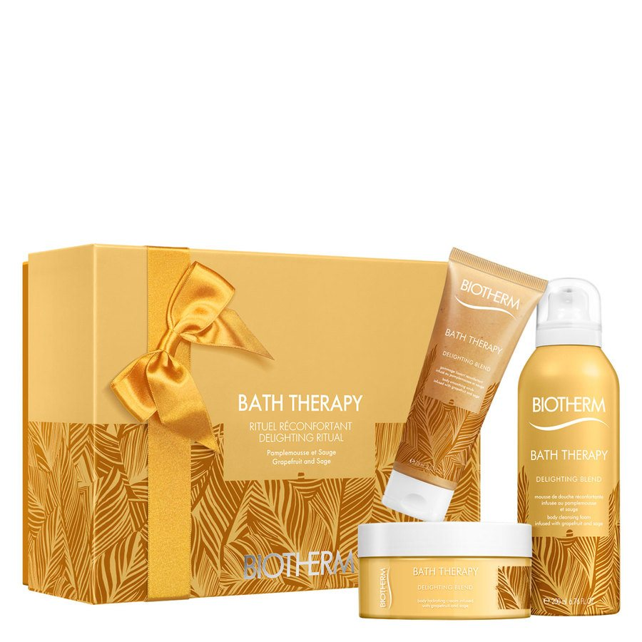 Biotherm Bath Therapy Delighting Blend Starter Large Lahjapakkaus