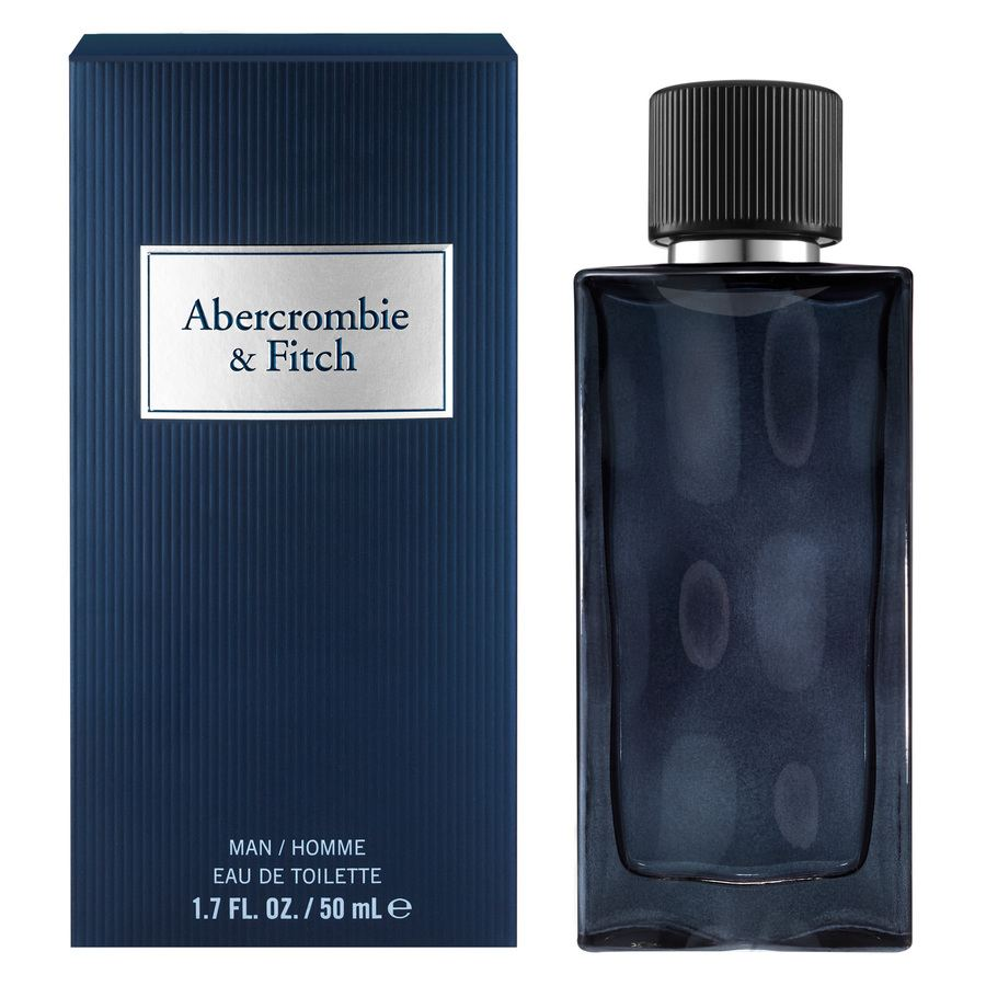 Abercrombie & Fitch First Instinct Blue Men Eau De Toilette 50 ml