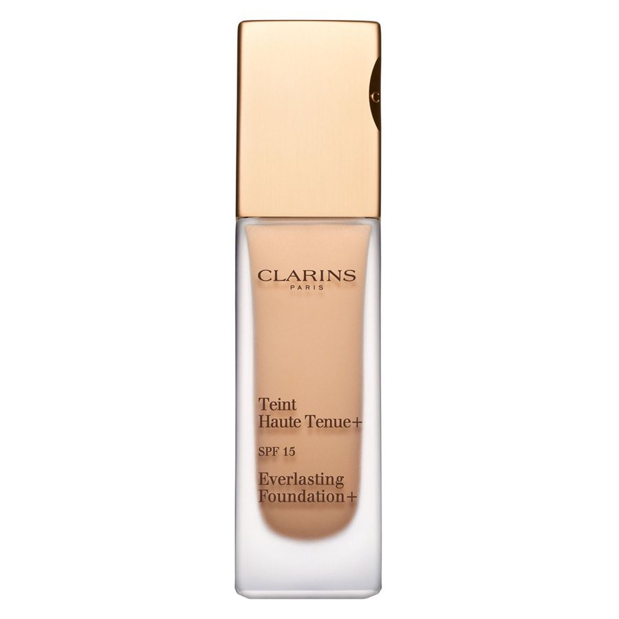 Clarins Everlasting Foundation+ 30 ml - #107 Beige