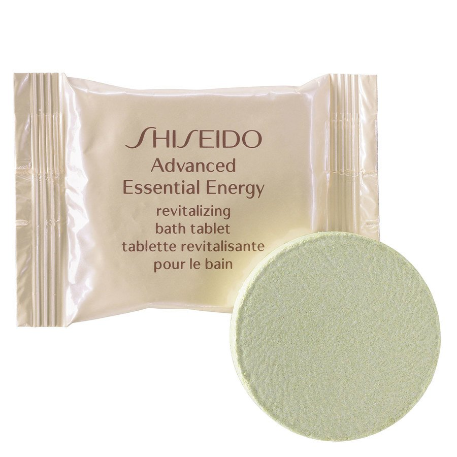 Shiseido Revitalizing Bath Tablets 10 kpl x 25 g