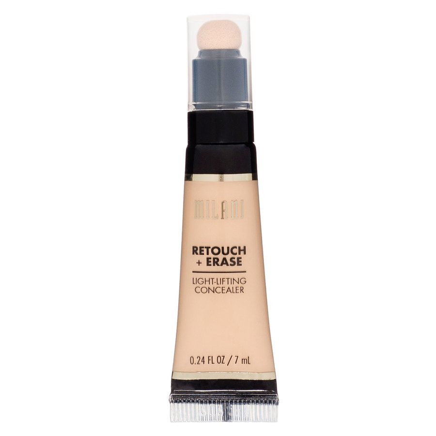 Milani Retouch + Erase + Light-Lifting Concealer – Light